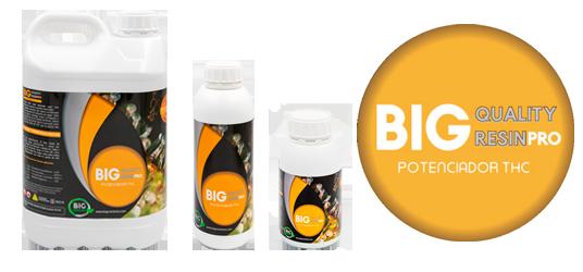 Big Quality Resin Pro - Estimulador de floración y resina